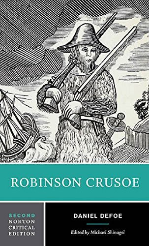Robinson Crusoe Critical Essays