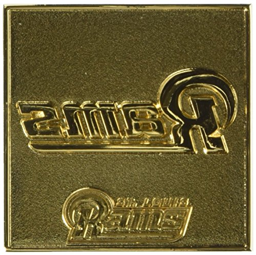 FANMATS NFL Los Angeles Rams Metal-Alloy FanBrand