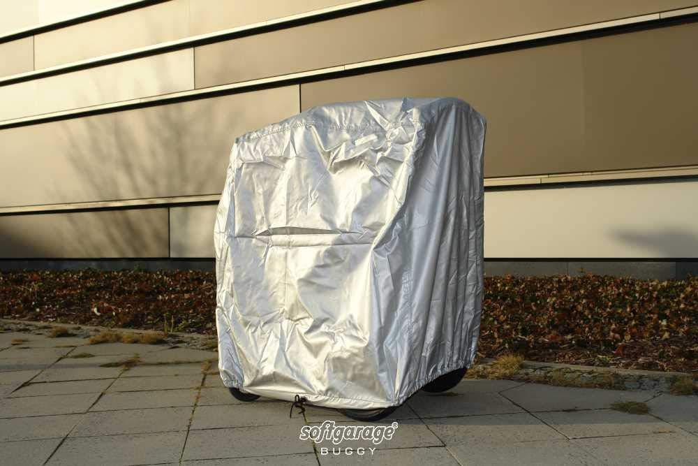 softgarage buggy alucush silber Abdeckung f/ür Kinderwagen ABC-Design Turbo 6S Regenschutz Regenverdeck