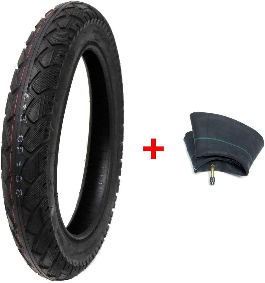 Amazon.com: Combo: tamaño del neumático 16 x 3.0 + tubo ...
