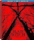 Blair Witch (2016) [Blu-ray + DVD + Digital HD]
