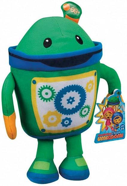 Amazon Com Fisher Price Team Umizoomi Bot Plush Toys Games