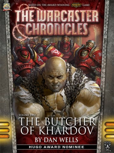 The Butcher of Khardov - Hugo Nominated Novella (The Warcaster Chronicles Book 2) (Warmachine Khador Butcher compare prices)