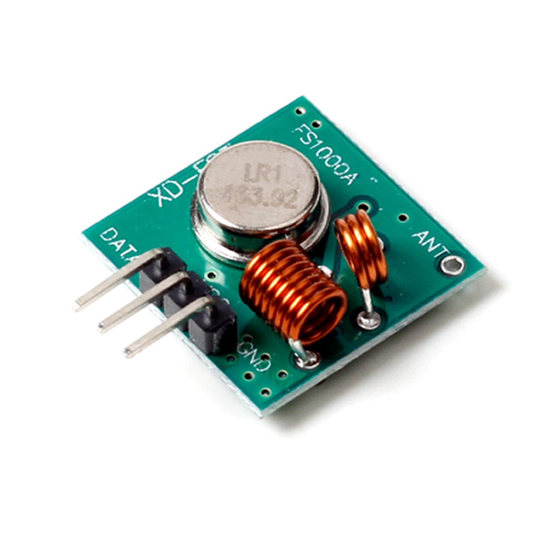 1X 433Mhz Wireless Transmitter 20-200 m
