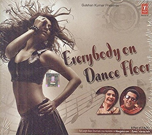(EVERYBODY ON DANCE FLOOR 20 [SPECIAL 2 CD SET] by Prem Ratan Dhan Payo (2015-08-03))