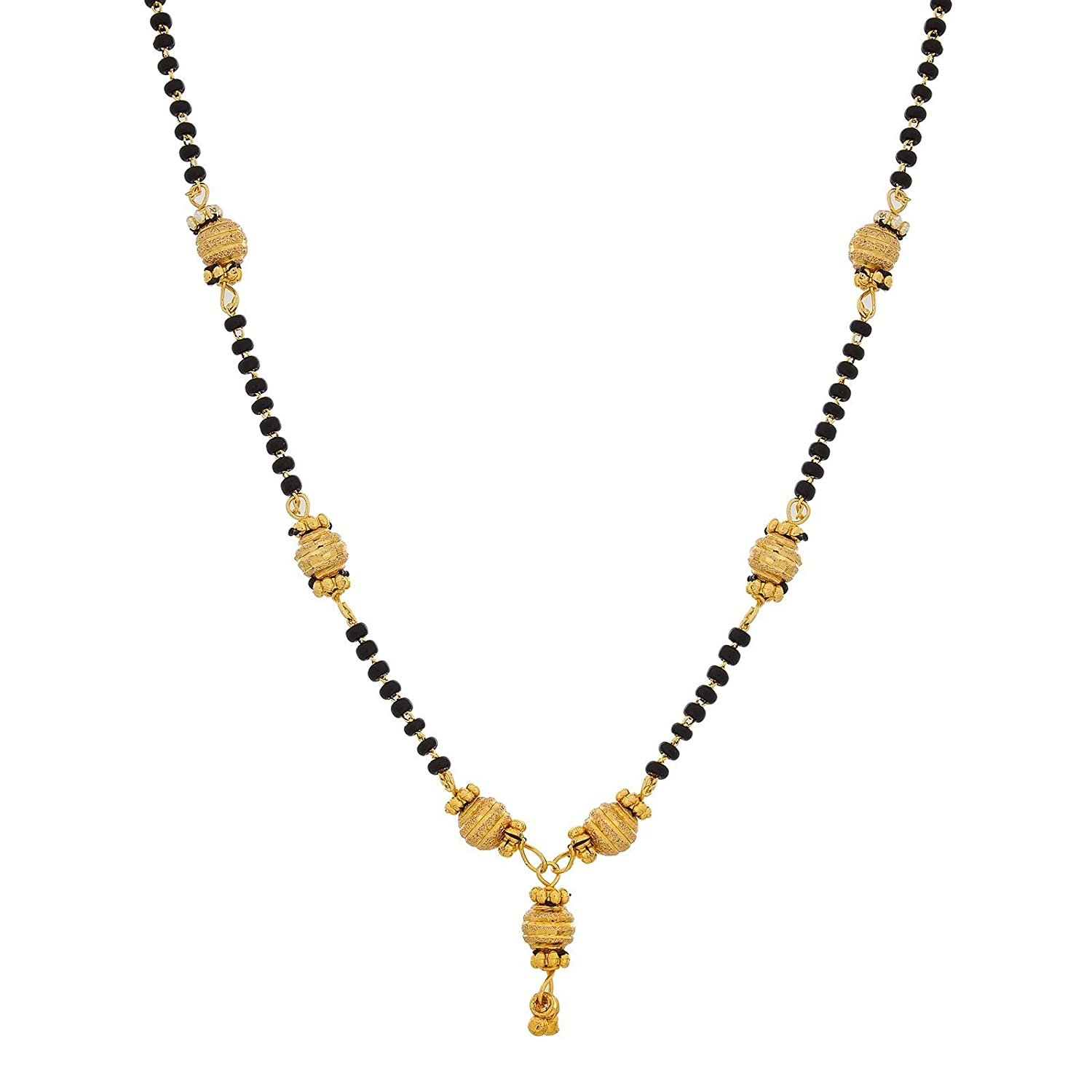 Mangalsutra: Buy Mangalsutras online at best prices in India ...