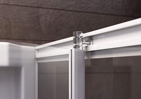 Schulte mampara de ducha completa Siena, cabina de ducha integral ...