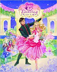 barbie and the 12 dancing princesses coloring page | Princess ... | 277x220