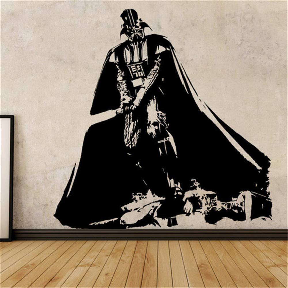 Star Wars Darth Vader vinilo tatuajes de pared pegatinas de pared ...