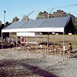 10 Foot x 20 Foot Universal Canopy Silver Top For Sale