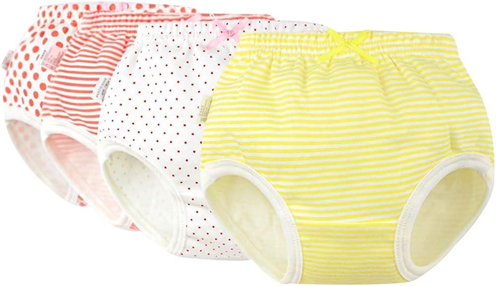 Tancurry Baby Girls Training Pants