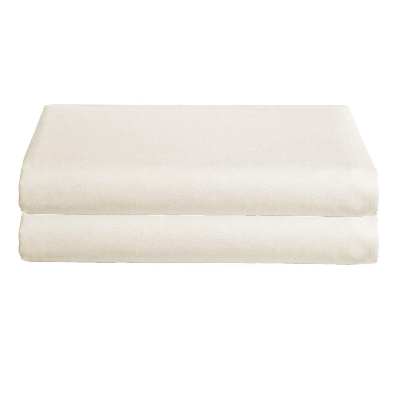 Babydoll Bedding Set of 2 Bassinet Sheets 16 x 32 Ecru