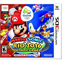 Mario & Sonic At The Rio 2016 Olympic Games - 3DS
