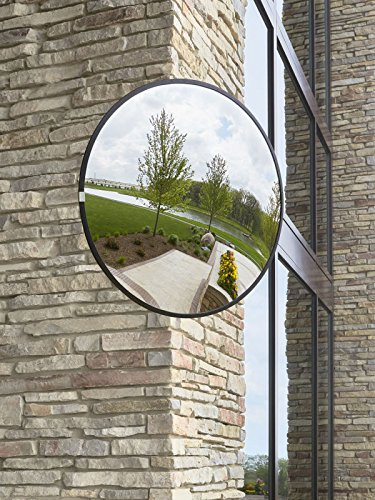 Convex Mirror - 30'', Outdoor- ULINE