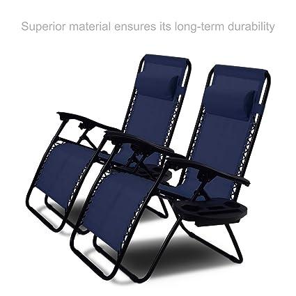 Amazon.com: koonlert14 moderno Zero Gravity silla al aire ...