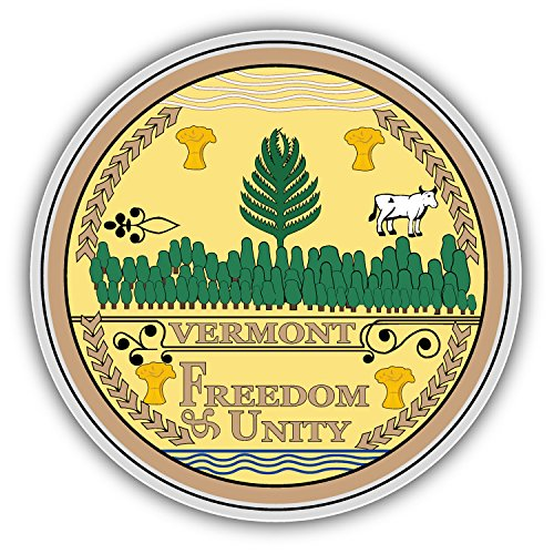 Vermont State Seal - 1