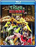 Tiger & Bunny The Movie - The Rising Combo Pack (Blu-ray + DVD)