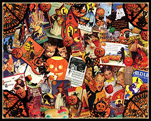 Trick or Treat Jigsaw Puzzle 1000 Piece
