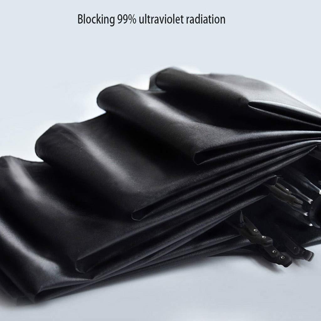 6f3940f70c4f Amazon.com: MSNDD Fashion Umbrellas Folding Iron Umbrella Rods Are ...