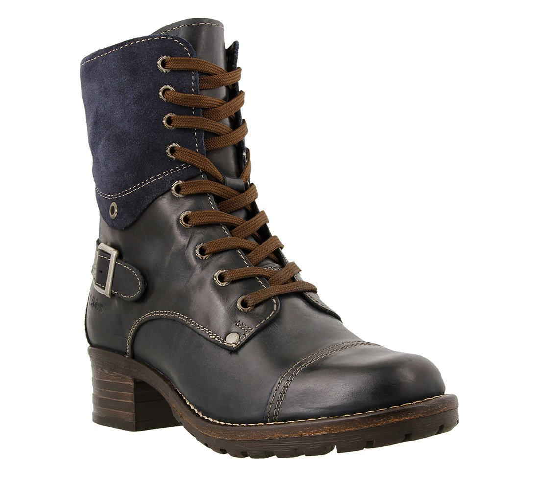 Taos Women's Crave Boot B01B5HDG4S 42 M EU / 11-11.5 B(M) US|Blue Ink