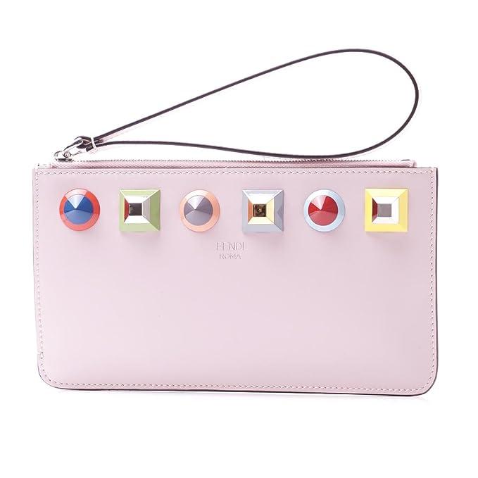 Fendi Cartera de mano para mujer Rosa Marke Größe, color, talla Marke Größe UNI: Amazon.es: Ropa y accesorios