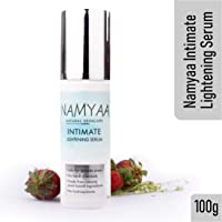 Namyaa Intimate Lightening Serum, 100g For Sensitive skin of Underarms, Inner Thigh, Knee and Bikini Area
