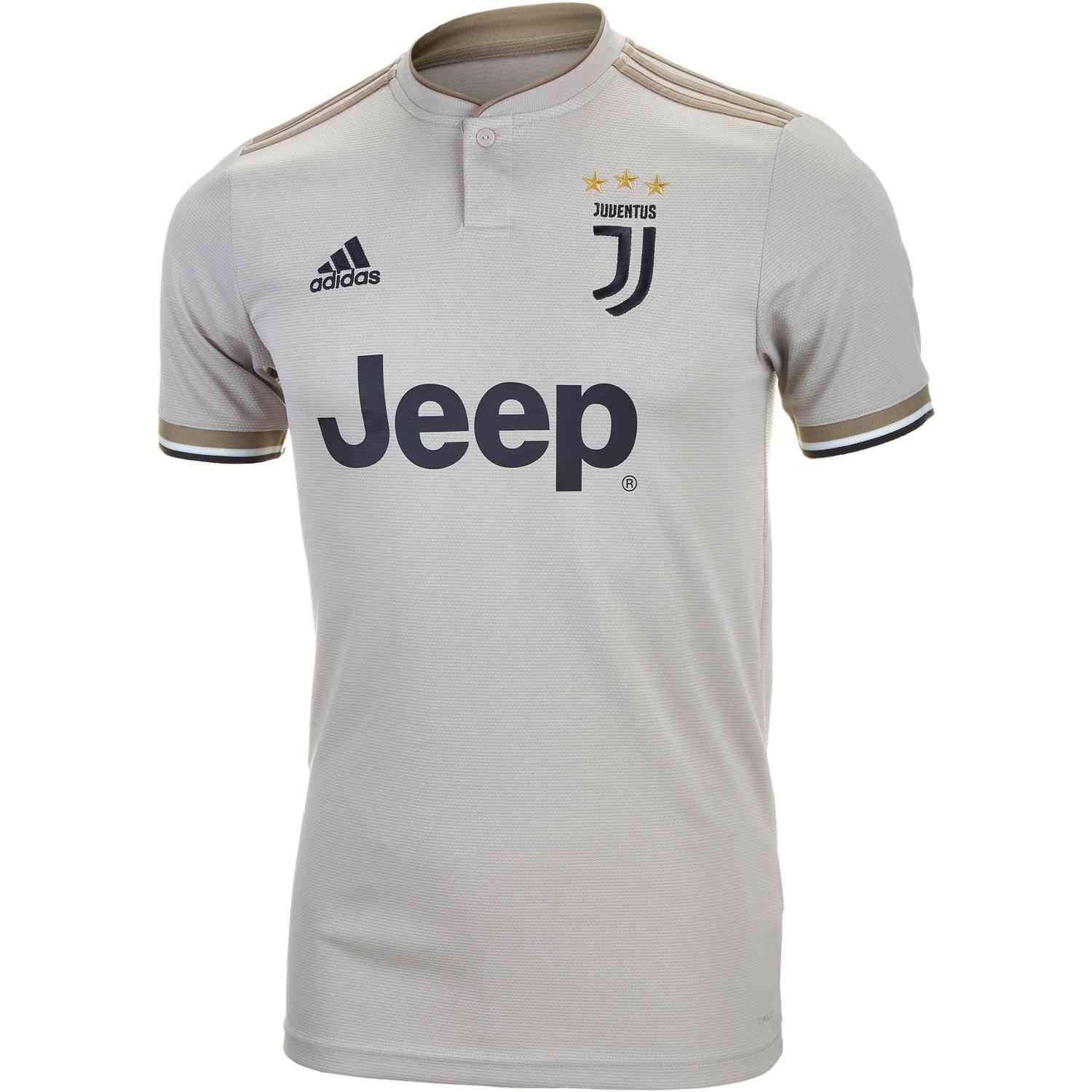 new product 1ccfc b1deb adidas Juventus Away Jersey 18/19 Season