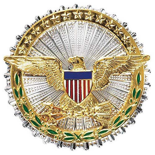 Medals of America Secretary of Defense Identification Badge Mirror