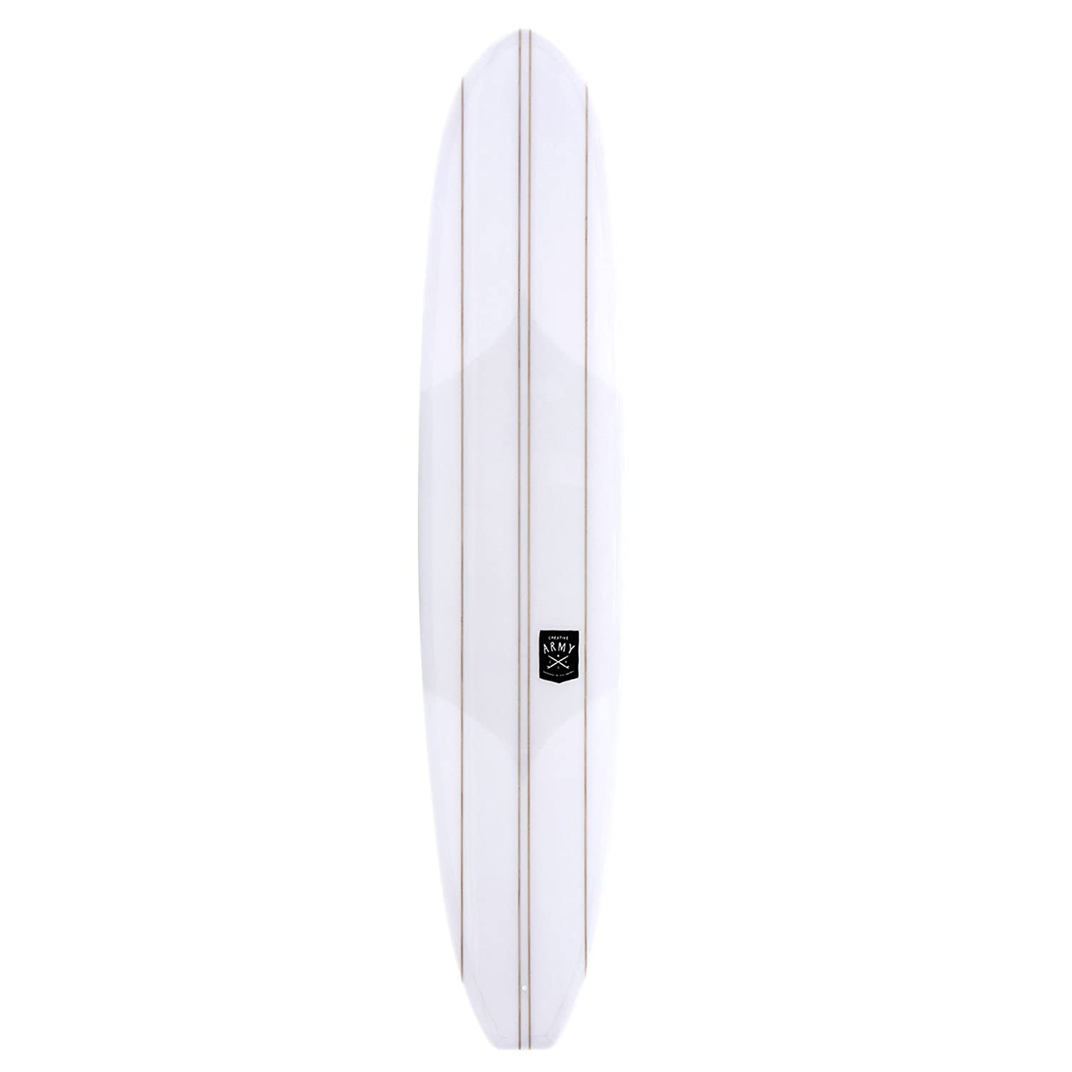 Creative Army Secabse - Tabla de surf de poliuretano (9ft2), transparente: Amazon.es: Deportes y aire libre