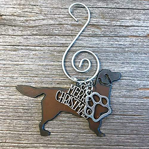 - GOLDEN RETRIEVER Christmas Ornament, Dog Lover Gift, Gift for Dog Mom, Pet Memorial, Dog Lovers Gifts