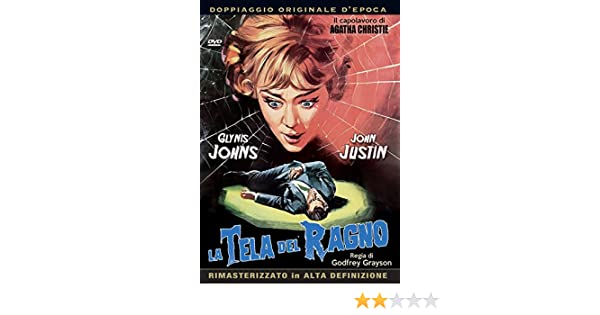 Amazon.com: La Tela Del Ragno: glynis johns, john justin, godfrey grayson: Movies & TV