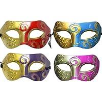 Baanuse Hommes Masque de Mascarade Partie des Yeux Masque