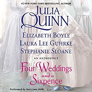 Four Weddings and a Sixpence Audiobook