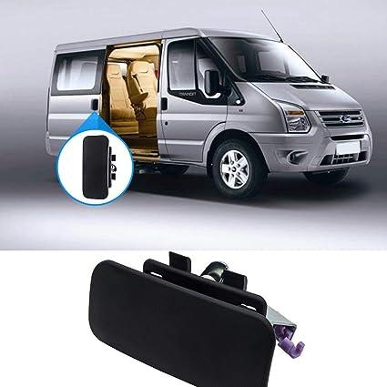 HugeAuto Repuesto de manija exterior para puerta corredera de pasajero de carga lateral: Amazon.es: Coche y moto