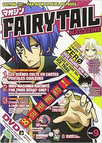 Fairy Tail Magazine Vol 9 Amazoncouk 3309450041340 Books