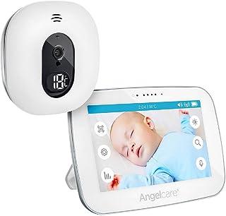 'Angel Care a0510-A1011Baby Monitor con Video Sorveglianza ac510de0D/5Display, Bianco