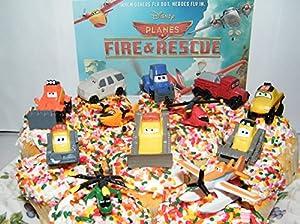 Amazon Com Disney Planes Fire And Rescue Movie Figure