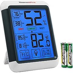Termómetros e instrumentos meteorológicos