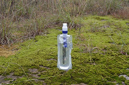 Portable-Water-Filter-Collapsible-Bag-with-01-Micron-Straw