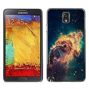 YiPhone /// Prima de resorte delgada de la cubierta del caso de Shell Armor - Beautiful Space Galaxy - Samsung Galaxy Note 3 N9000 N9002 N9005