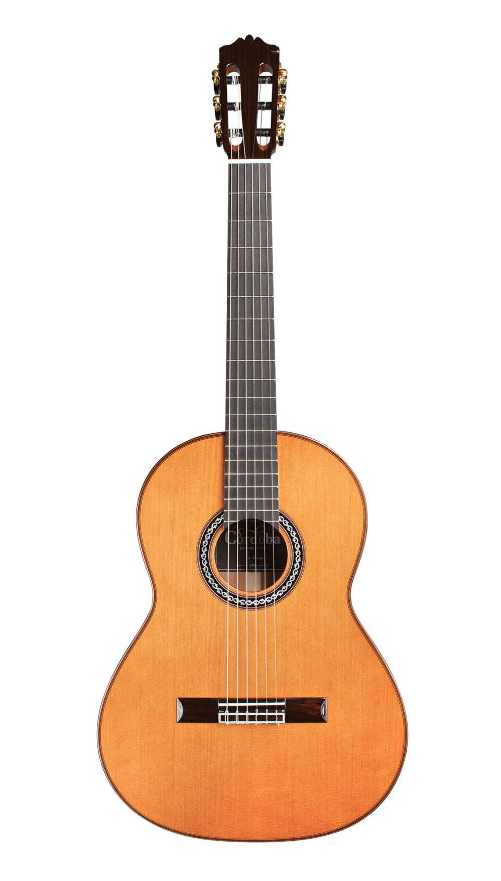 Cordoba Guitars C9 Parlor CD/MH 7/8 Size Classical Guitar with Polyfoam Case and Accessory Pack