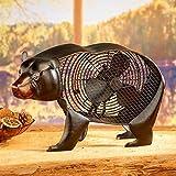 Fans - Woodland Bear Fan - Dual Speed Electric Table Fan