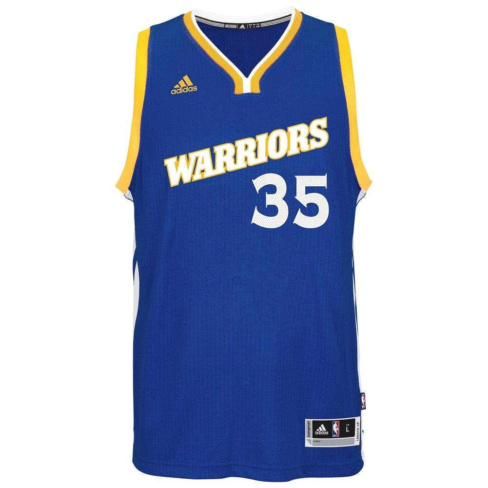 Top1  adidas NBA Men s-Kevin Durant  35-Golden State Warriors-Swingman  Jersey-(Warriors) Blue-Large 3e1d60dcd