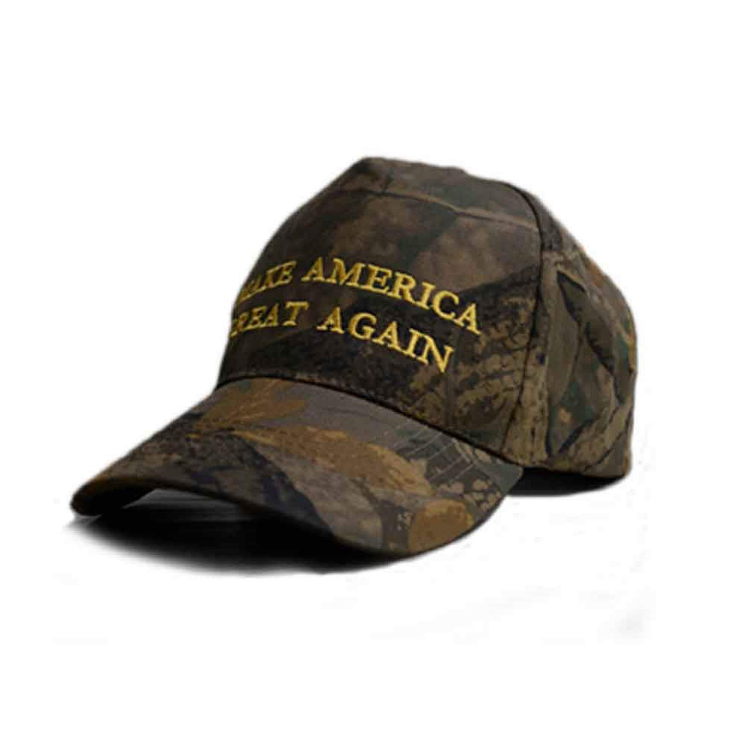Make America Great Again Donald Trump Republican MAGA Embroidered America President hat Adjustable Mesh Cap
