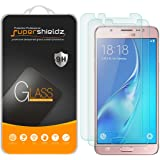 [2-Pack] Supershieldz For Samsung Galaxy J5 (2016 Version) Tempered Glass Screen Protector, Anti-Scratch, Anti-Fingerprint, Bubble Free, Lifetime Replacement Warranty