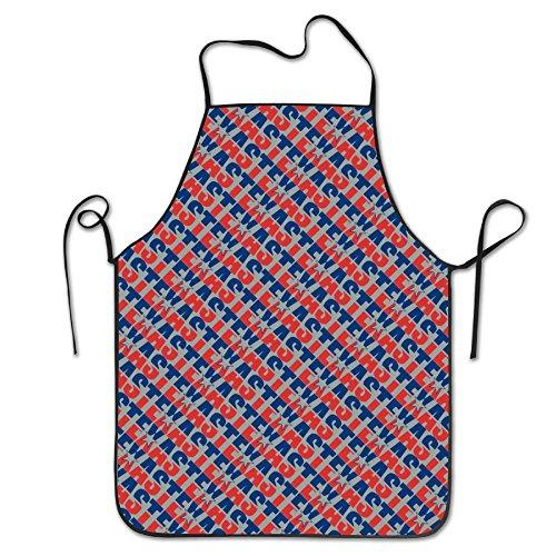 Texas US Map Aprons For Women/men Gag Gift Tailgate Short Attitude Chef - Tailgate Alaska
