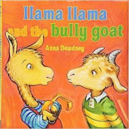 Image result for llama llama and the bully goat