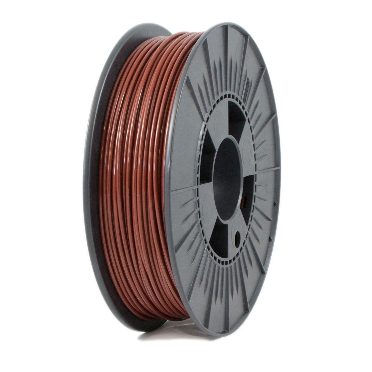 Ice Filaments ICEFIL3PLA122 Filamento PLA, 2,85 mm, 0,75 kg, Marrón