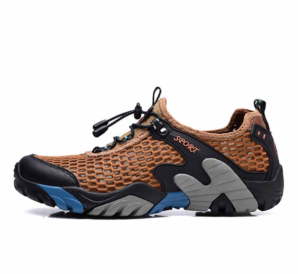 GLSHI Männer Outdoor Sports Beach Schuhe 2018 Frühling Sommer Upstream Schuhe Leichte Waten Schnell Trocknende Schuhe