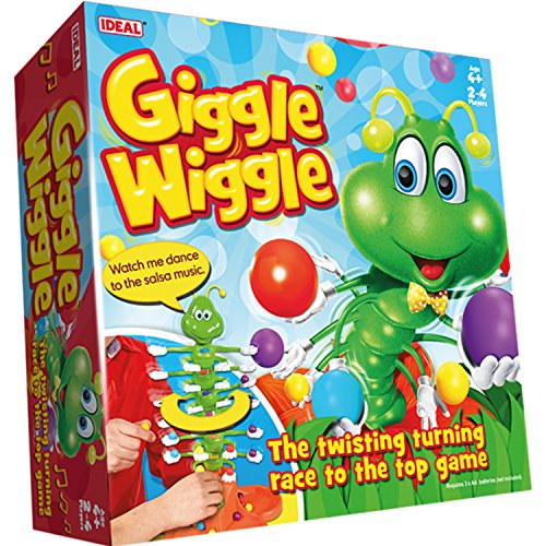 Giggle Wiggle Game  4 Player  Deal (Large Image)